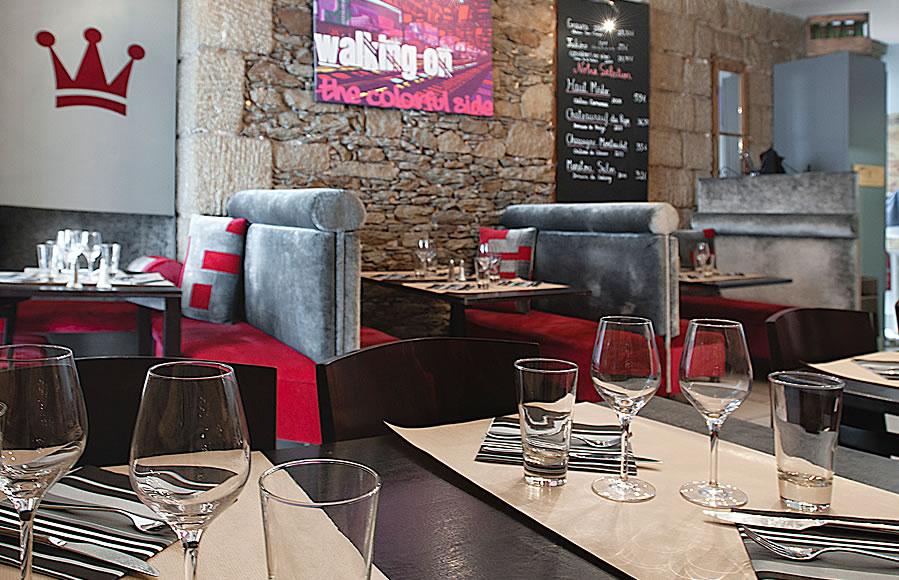 Fou du Roi - Restaurant à Nantes